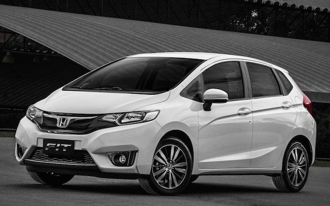 El Honda Fit 2015 es un coche pequeño con grandes aspiraciones