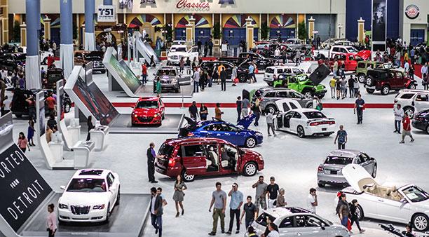 MIAMI INTERNATIONAL AUTO SHOW RETURNS TODAY