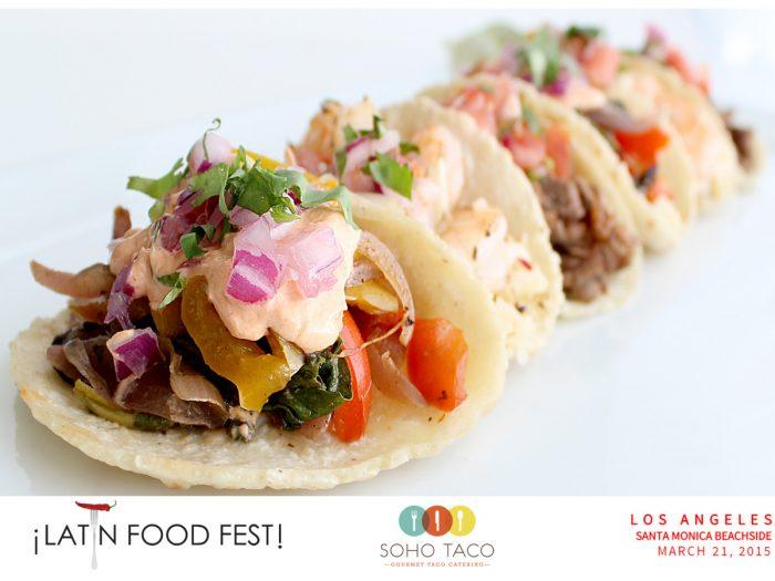 LOS ANGELES: ¡Viva la comida latina! 2015 Latin Food fest