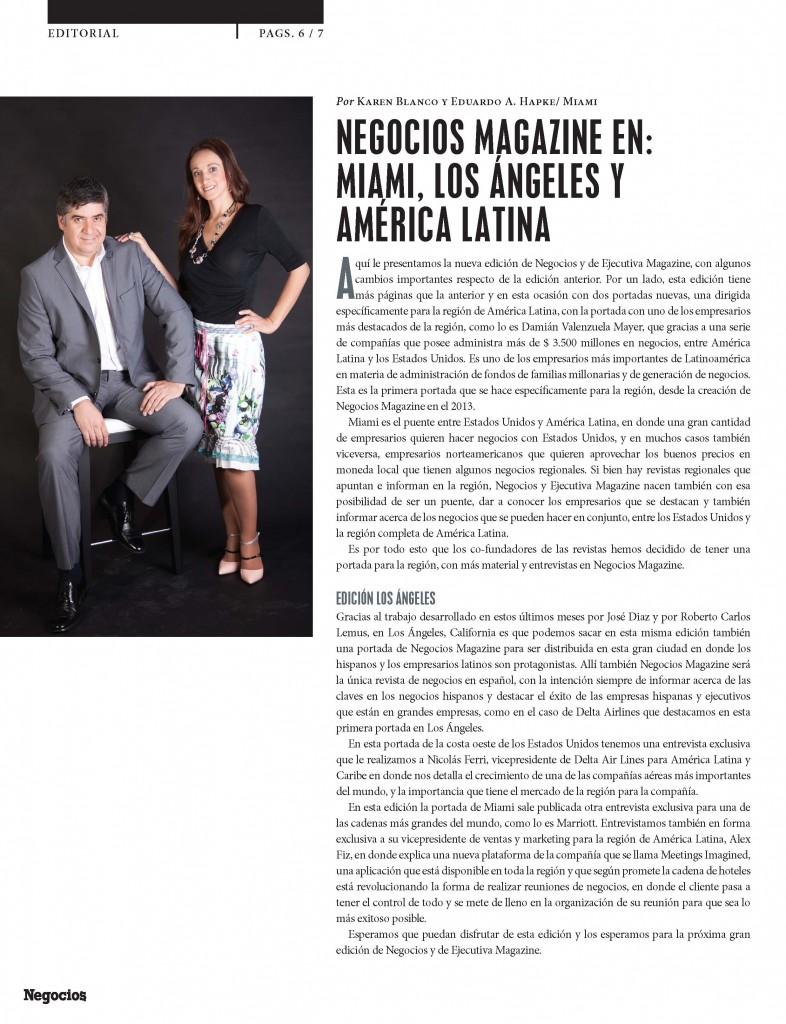 negocios magazine en los ángeles- karen blanco