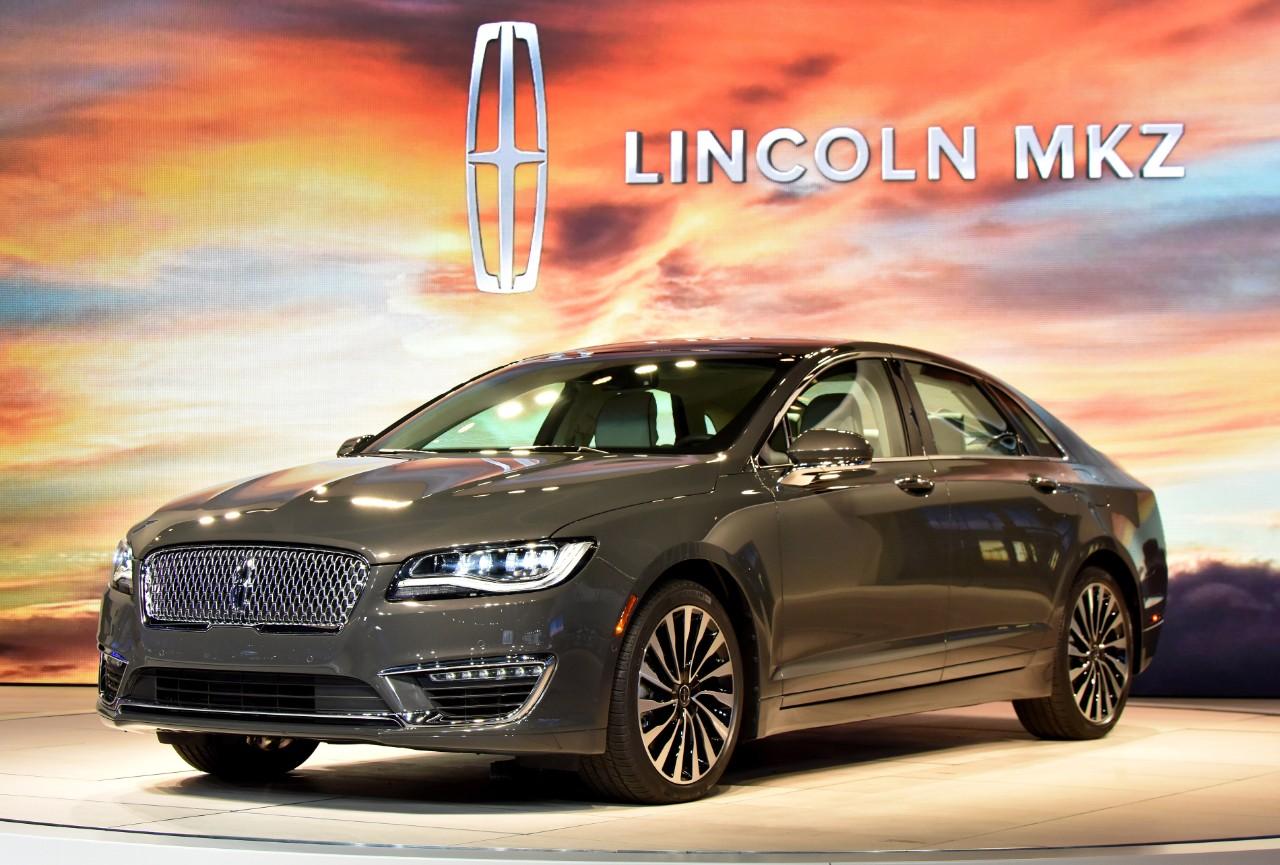 LA AUTO SHOW: El nuevo Lincoln MKZ combina la tecnología intuitiva