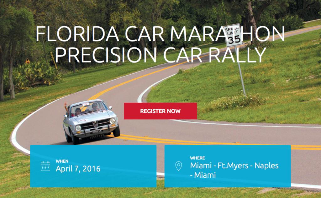 Florida Car Marathon