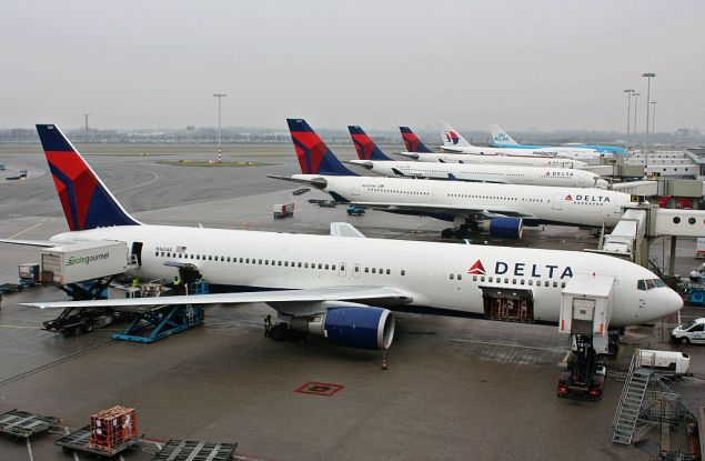 DELTA AIR LINES CANCELA PEDIDO PARA BOEING 787 DREAMLINERS