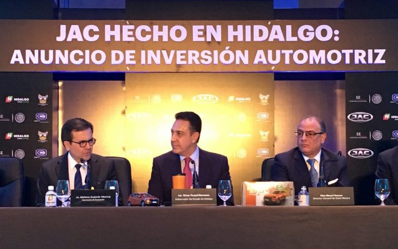 CARLOS SLIM PRODUCIRÁ AUTOMÓVILES EN MÉXICO EN UN PROYECTO CONJUNTO CON LA CHINA