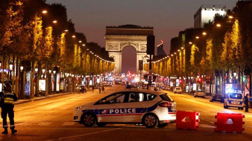 ATAQUE TERRORISTA: DOS MUERTOS EN LOS CAMPOS ELISEOS, NUEVAMENTE EN PARÍS, A TRES DÍAS DE LAS ELECCIONES