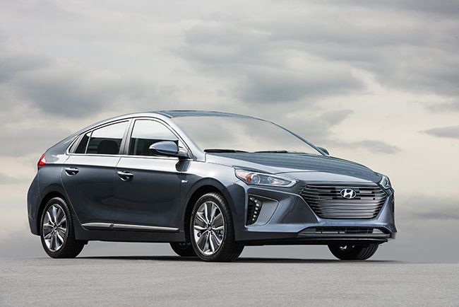 HYUNDAI IONIQ: THE CAR WITH THE BEST PERFORMANCE IN THE MARKET