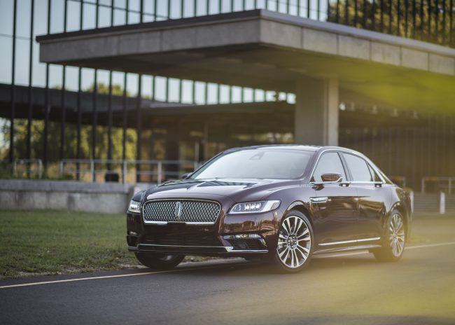 LINCOLN CONTINENTAL: A UNIQUE EXPERIENCE