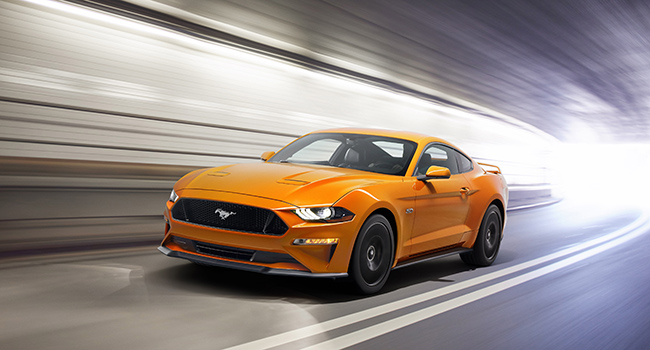 THE BRAND-NEW FORD MUSTANG 2018: A GREATER TECHNOLOGY AND ELEGANCE