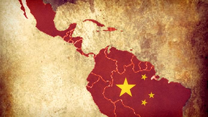 CHINA ES AHORA UN SOCIO IMPORTANTE PARA EL COMERCIO, LOS PRÉSTAMOS Y TAMBIÉN LA INVERSIÓN EN AMÉRICA LATINA