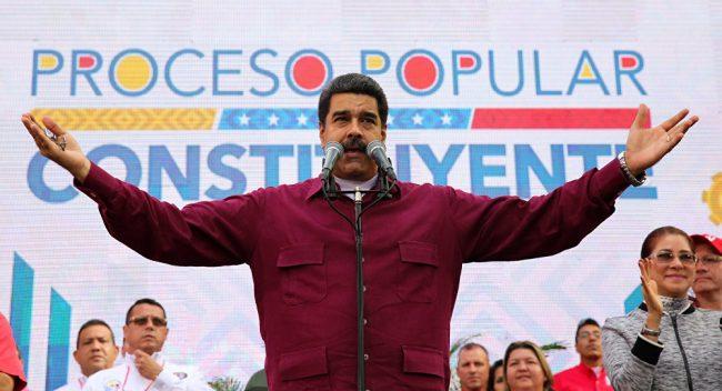 LA FALACIA DE UNA INTERVENCIÓN DE EEUU EN VENEZUELA