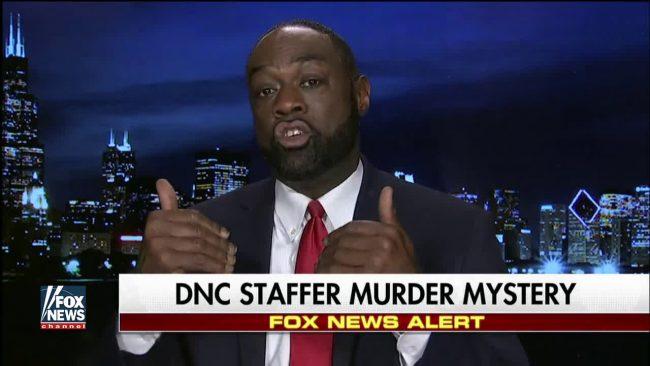 UN COMENTARISTA DE FOX NEWS ACUSA A TRUMP DE MENTIR SOBRE WIKILEAKS