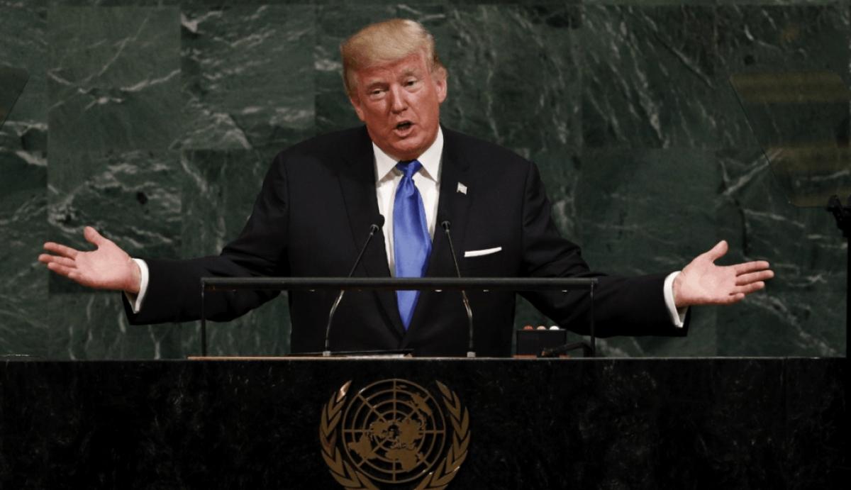 LO BUENO Y LO MALO DEL DISCURSO DE TRUMP EN LA ONU