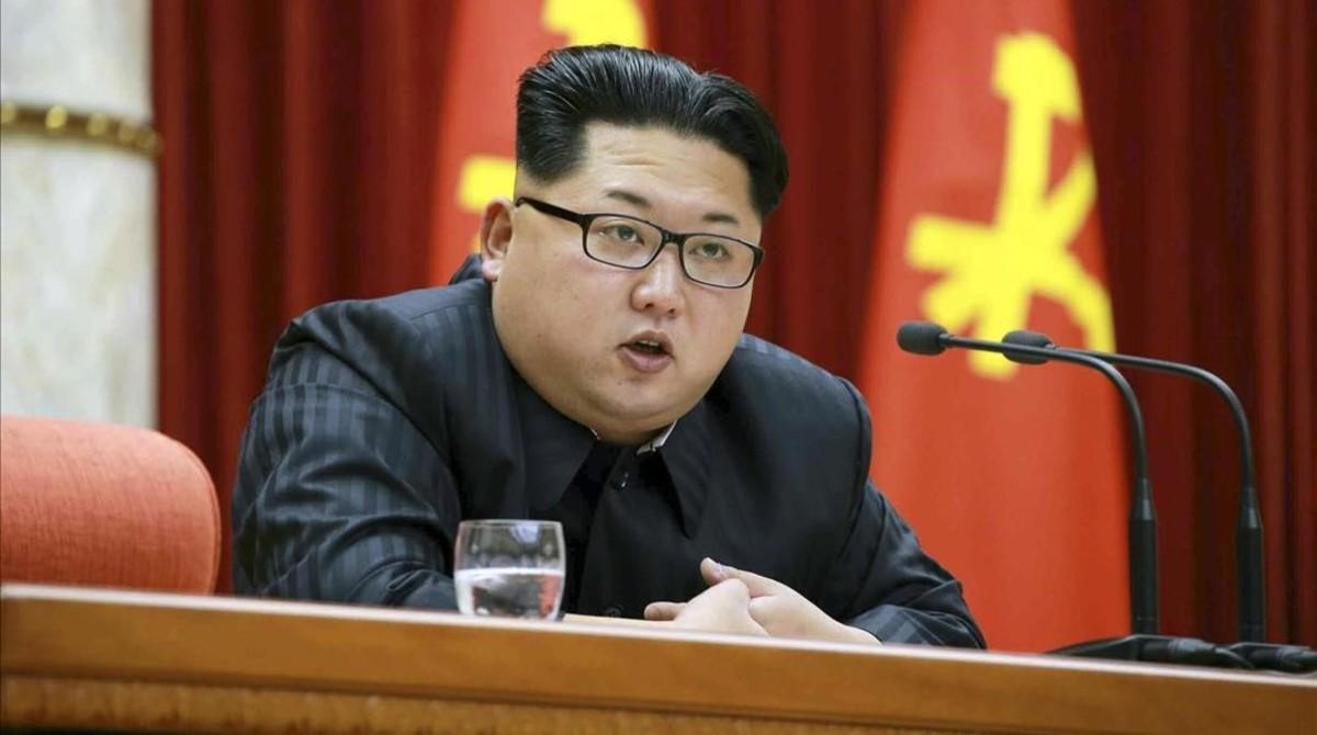 KIM JONG-UN AMENAZA A TRUMP Y DICE QUE PAGARÁ CARO SUS AMENAZAS