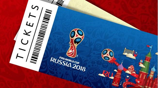 TIQUETES PARA LOS PARTIDOS DEL MUNDIAL RUSIA 2018 SALDRÁN A LA VENTA EL JUEVES, PRECIOS DESDE US$ 105 HASTA US$ 1.110