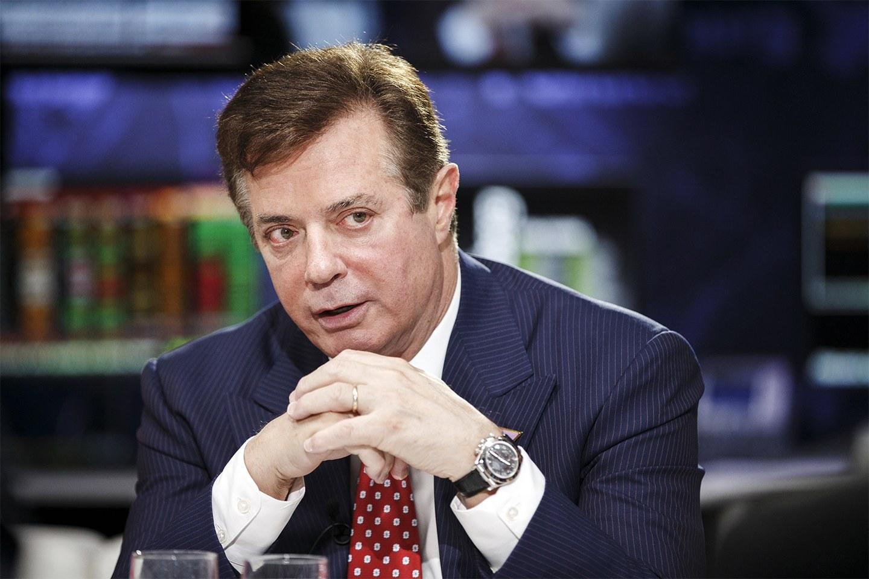 EL EX PRESIDENTE DE LA CAMPAÑA TRUMP, PAUL MANAFORT ACUSADO POR INTROMISIÓN RUSA EN LAS ELECCIONES