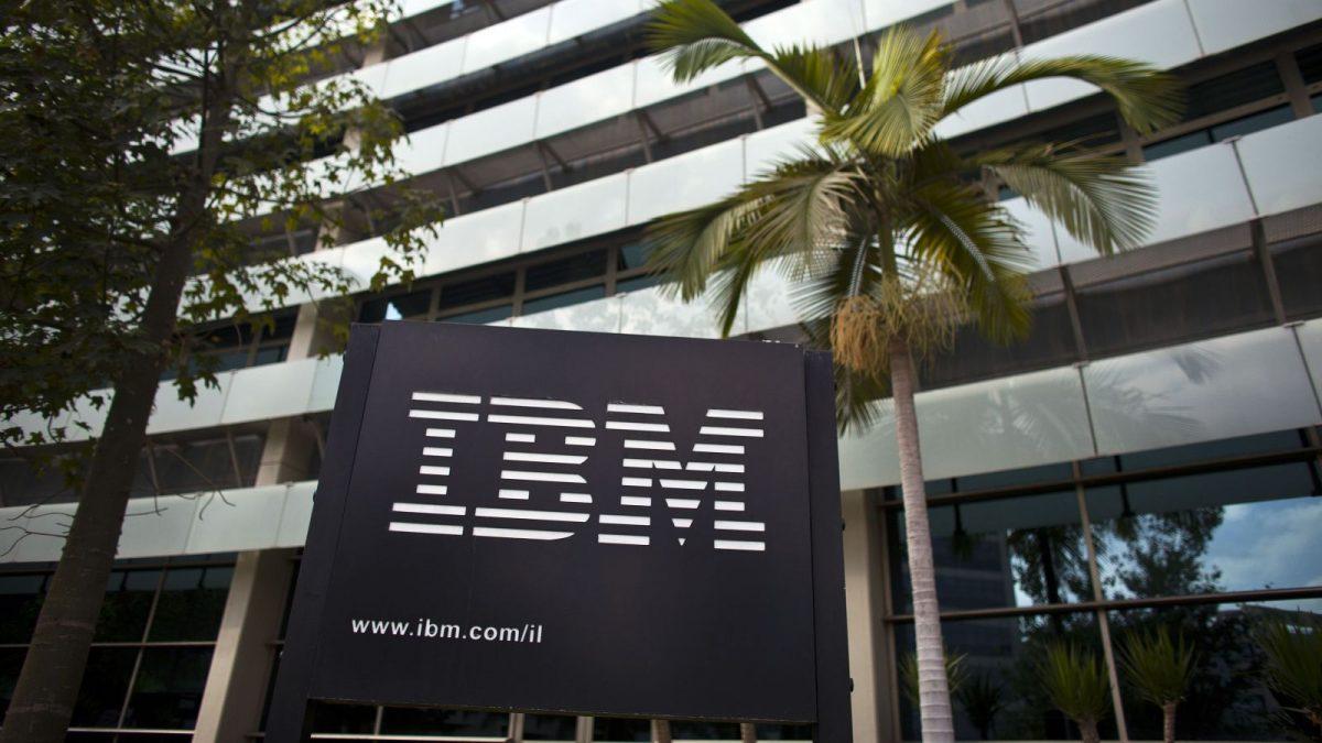 IBM LOGRA VENTAS QUE SUPERAN LO ESPERADO, SERVICIOS DE SEGURIDAD Y NUBE SUS ASES BAJO LA MANGA