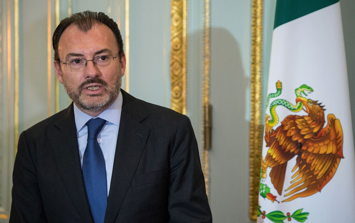 MÉXICO AMENAZA A ESTADOS UNIDOS CON REDUCIR LA COOPERACIÓN EN SEGURIDAD EN TORNO AL TLCAN