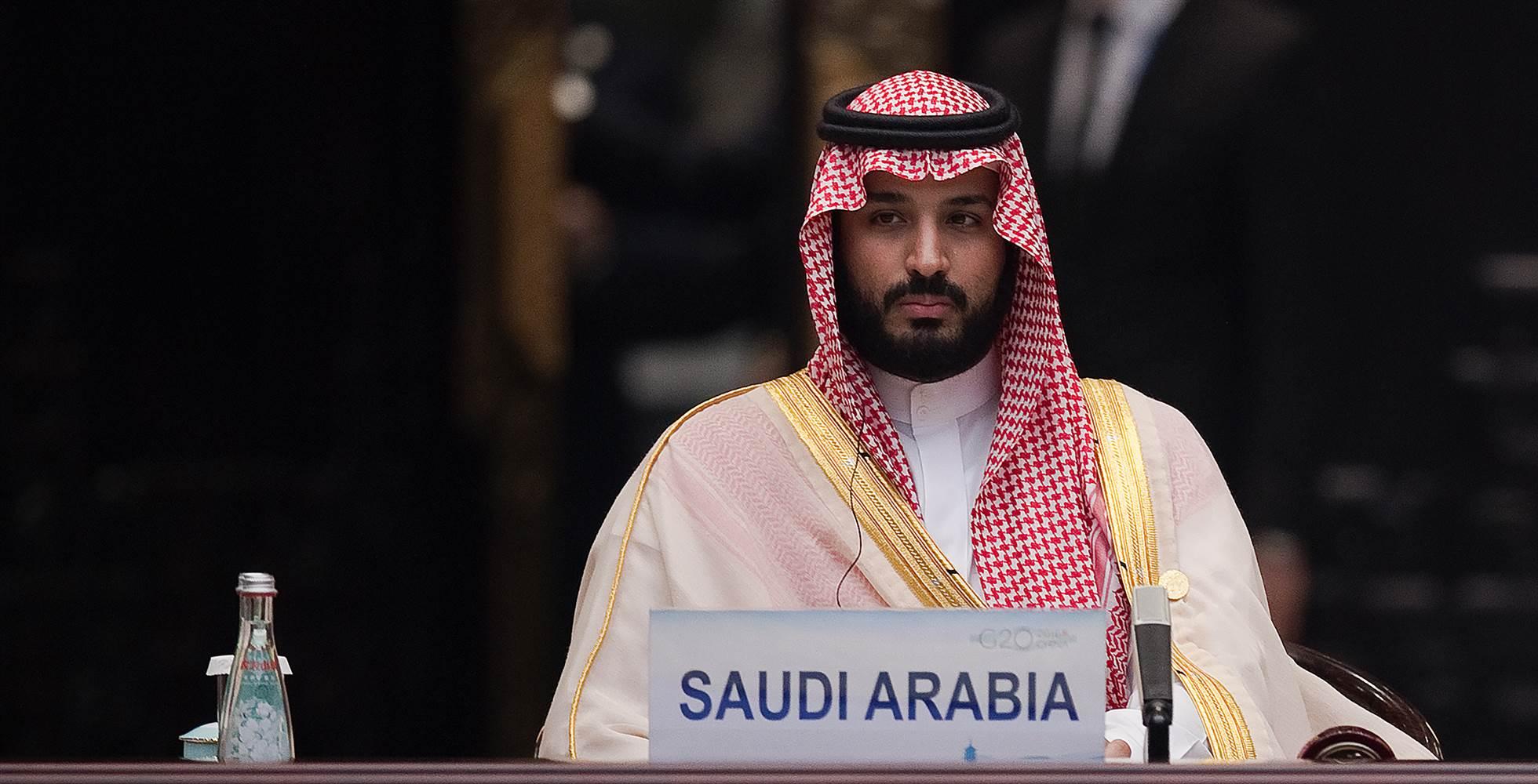 ARABIA SAUDÍ DETIENE A DECENAS DE MINISTROS, EMPRESARIOS Y PRÍNCIPES POR CORRUPCIÓN