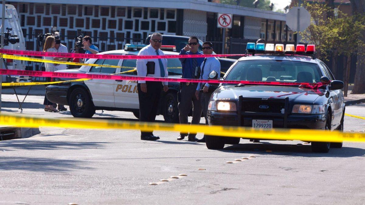 TIROTEO EN ESCUELA PRIMARIA EN CALIFORNIA DEJA A 5 PERSONAS MUERTAS Y VARIOS HERIDOS