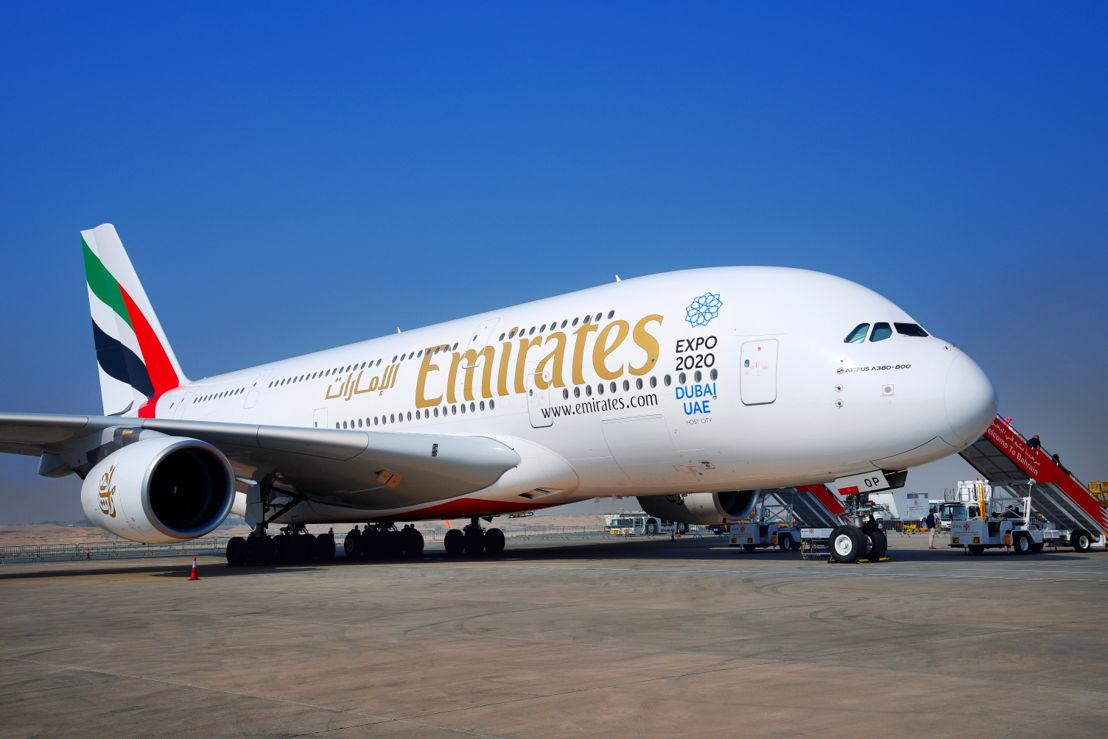 EMIRATES LANZA UN SALVAVIDAS AL A380 DE AIRBUS