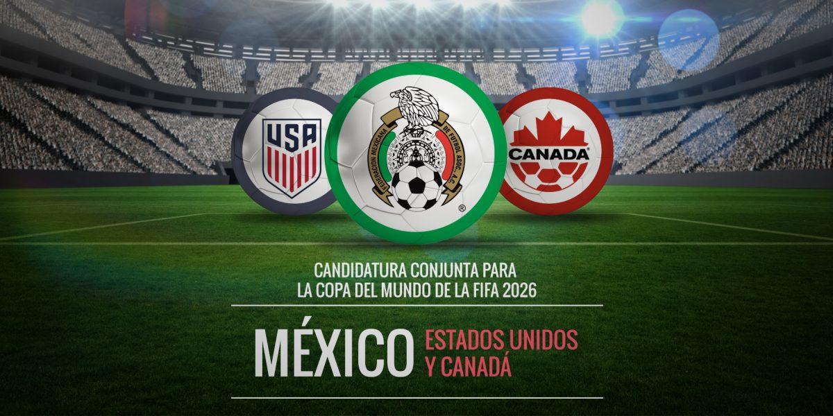 MÉXICO ESTÁ PREPARADO PARA ALBERGAR EL MUNDIAL 2026