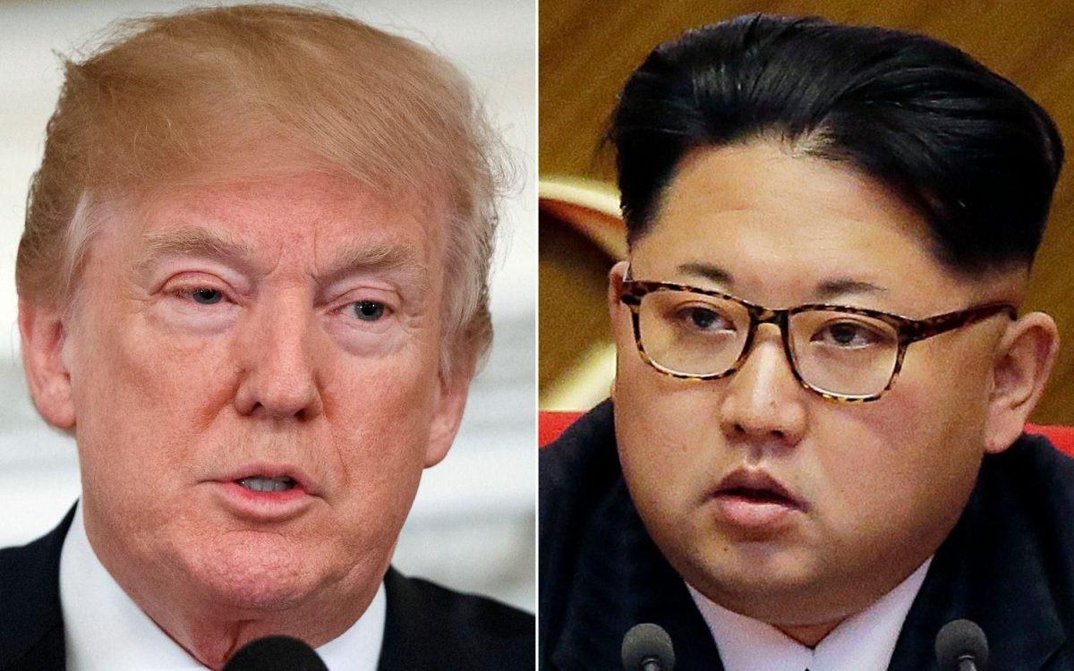 DONALD TRUMP Y KIM JONG-UN, UNA REUNIÓN POR LA PAZ