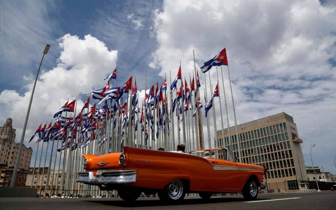 LA EMBAJADA DE EEUU EN CUBA FUNCIONARÁ BAJO MÍNIMOS