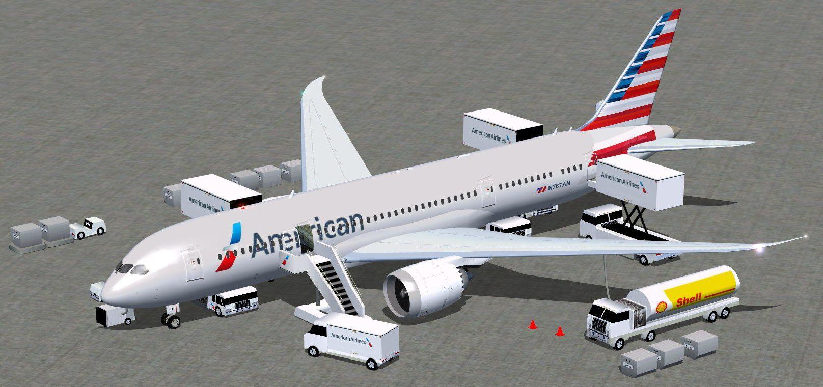 AMERICAN AIRLINES ANUNCIA UN PEDIDO DE $ 12.3 MIL MILLONES PARA AVIONES BOEING