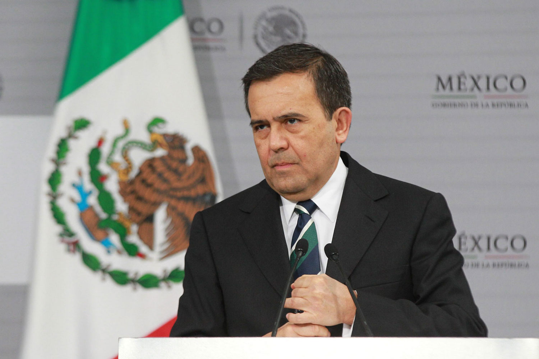 MÉXICO ES OPTIMISTA AL 80% EN REFERENCIA A LA APROBACIÓN DEL NUEVO TLCAN