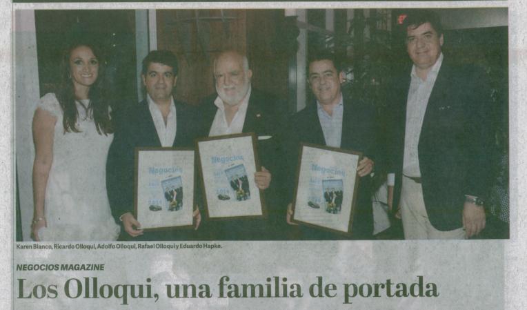 Negocios Magazine en el diario Las Américas