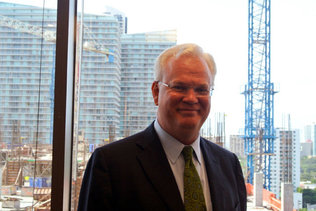 Meet the new President and CEO of The Beacon Council
