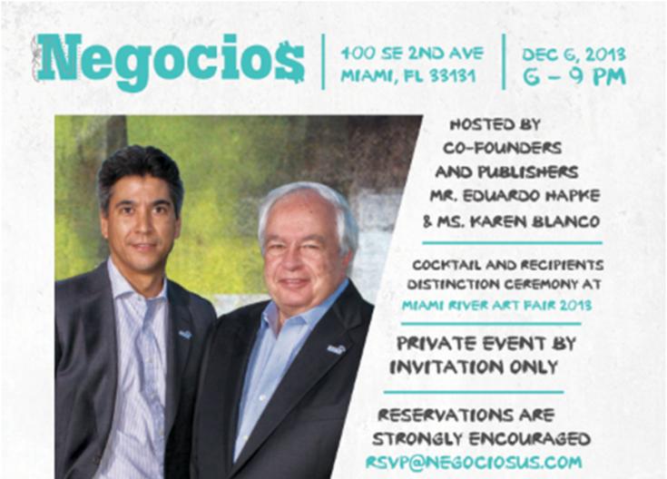 """Llegan los """"Top Entrepreneurs Awards 2013"""" el 6 de diciembre"""