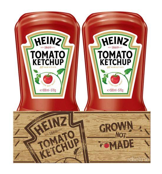 Heinz despedirá a 1.350 empleados mediante el cierre de tres fábricas