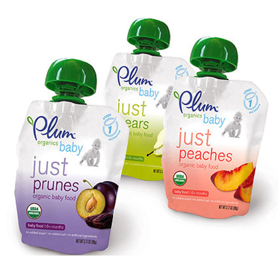 Recall Alert! Plum Organics Recalls Food Pouches!