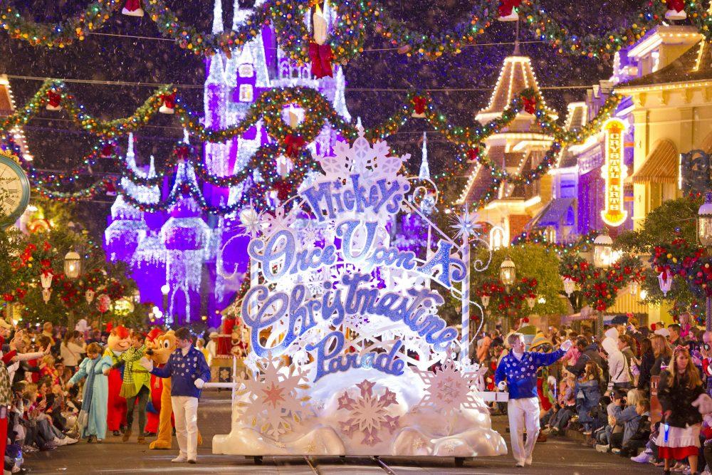 """Celebra la """"Navidad""""  la época más maravillosa del año en Walt Disney"""