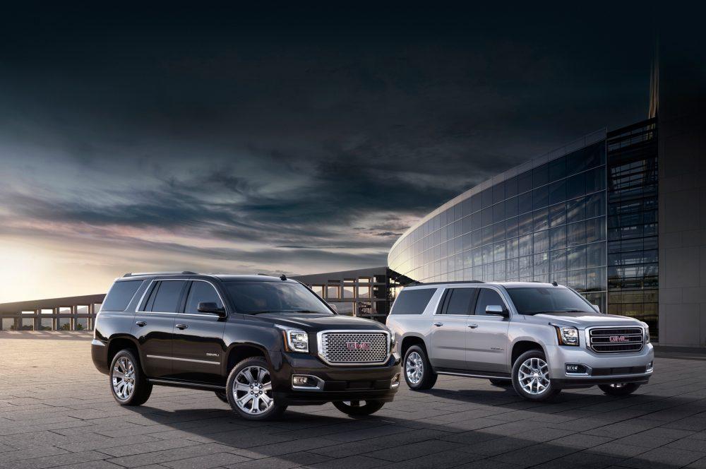 GM presentó los nuevos modelos 2015 de Yukon