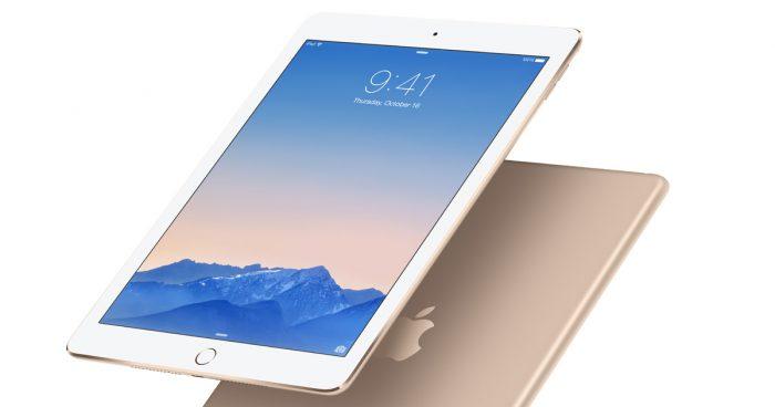 Imágenes del nuevo iPad Air 2