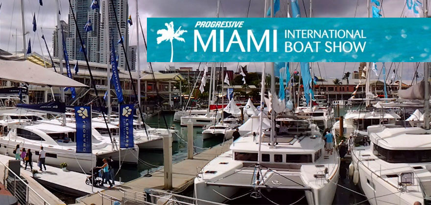 2015 Miami International Boat Show