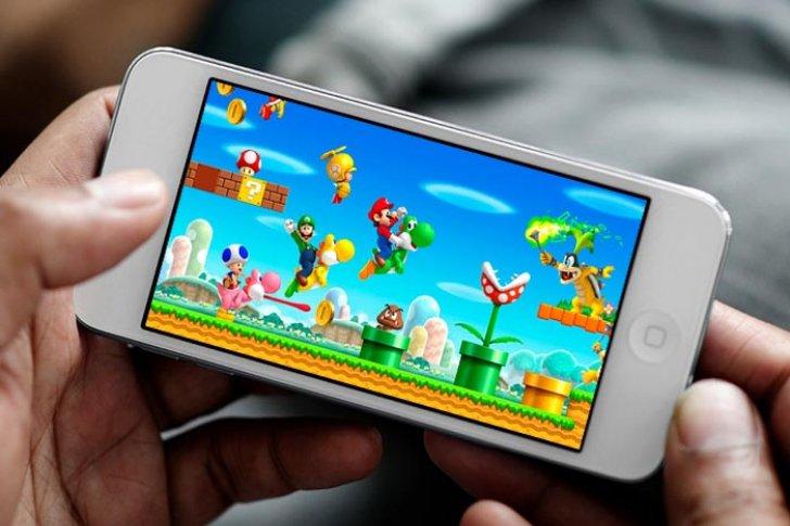Nintendo ahora en tablets y smartphones