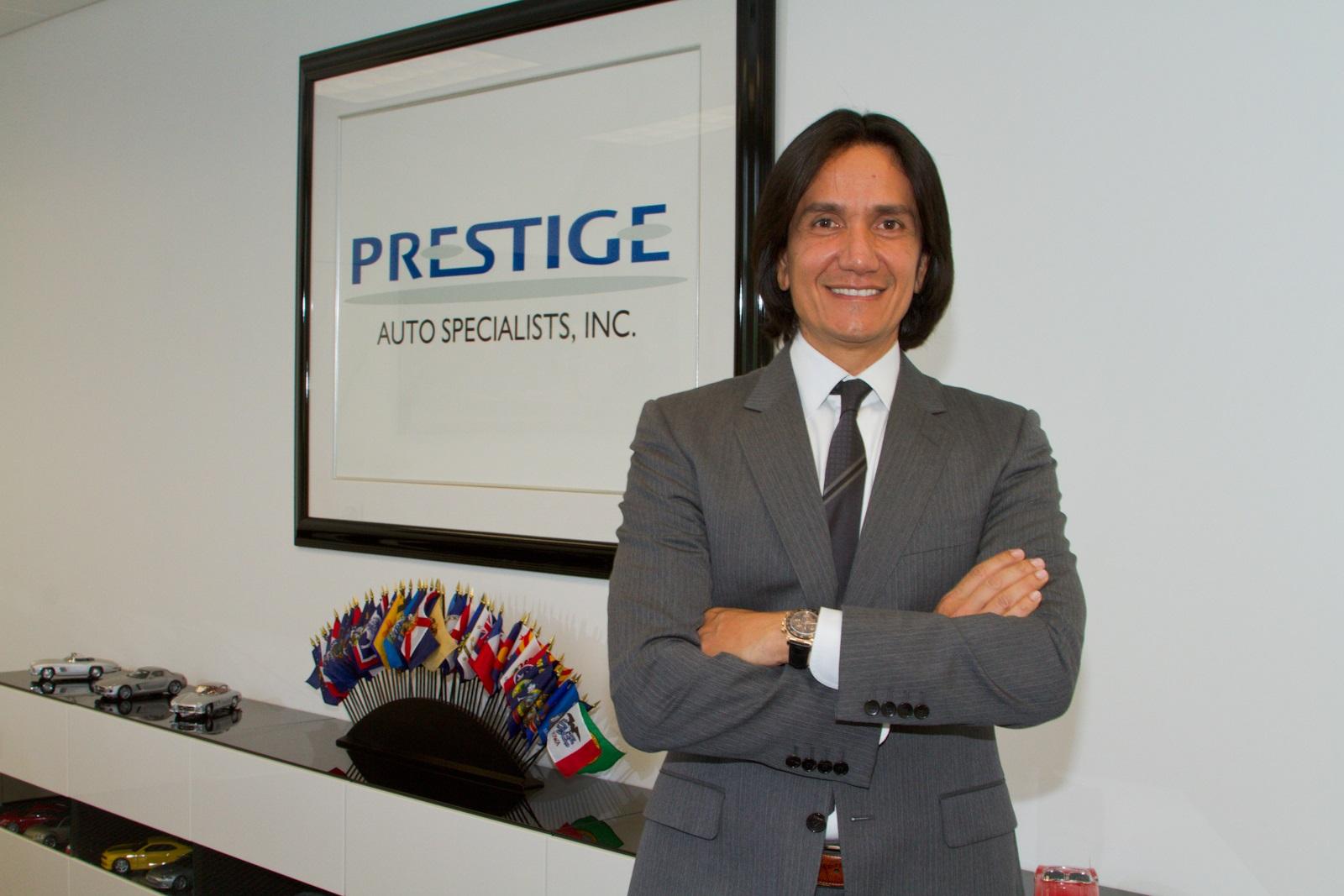 Marcello Serrato: 2015 Award Colombian example of tenacity