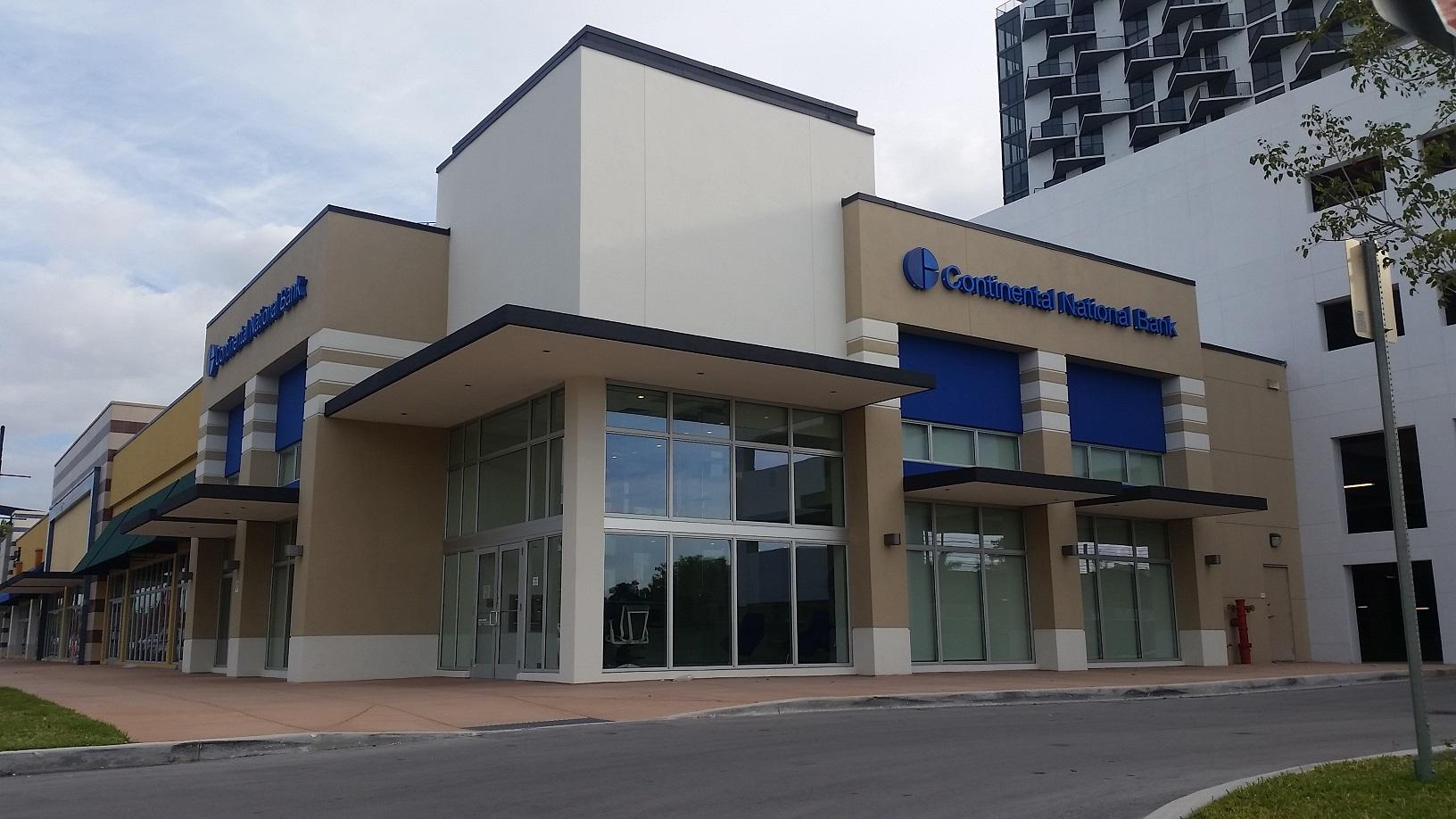 CONTINENTAL NATIONAL BANK SE EXPANDE EN MIAMI