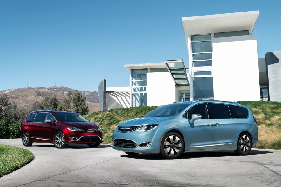LA NUEVA CHRYSLER PACIFICA 2017