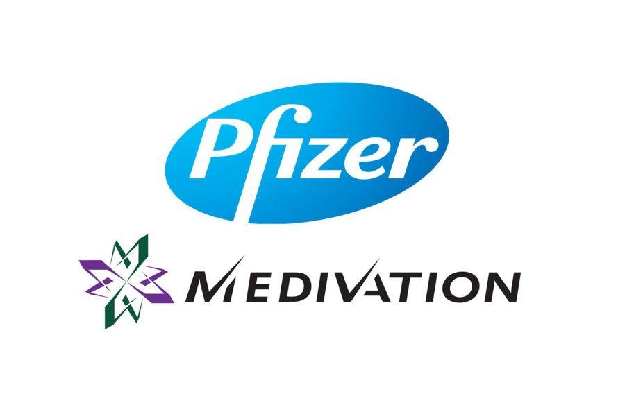 PFIZER ADQUIERE FABRICANTE DE MEDICAMENTOS MEDIVATION EN US$14.000 MILLONES