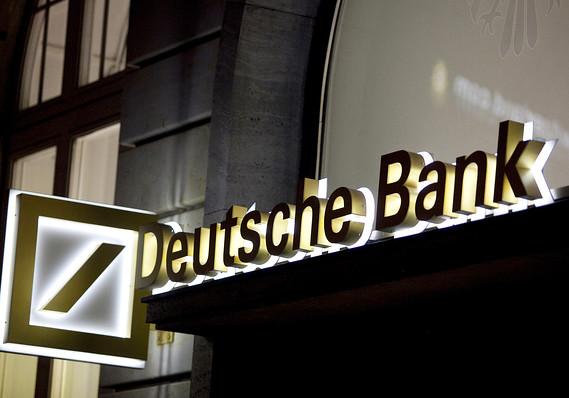 DEUTSCHE BANK BUSCA SOCIO PARA FUSIONARSE