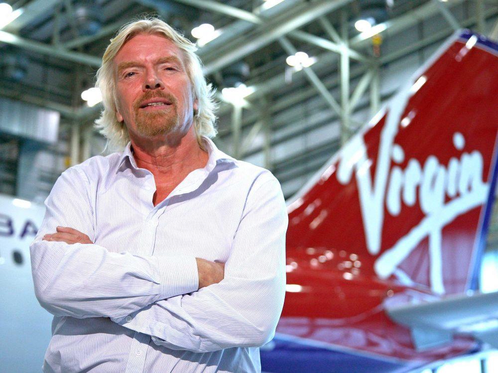 BOEING INVERTIRÁ $ 20 MILLONES EN VIRGIN GALACTIC DE RICHARD BRANSON
