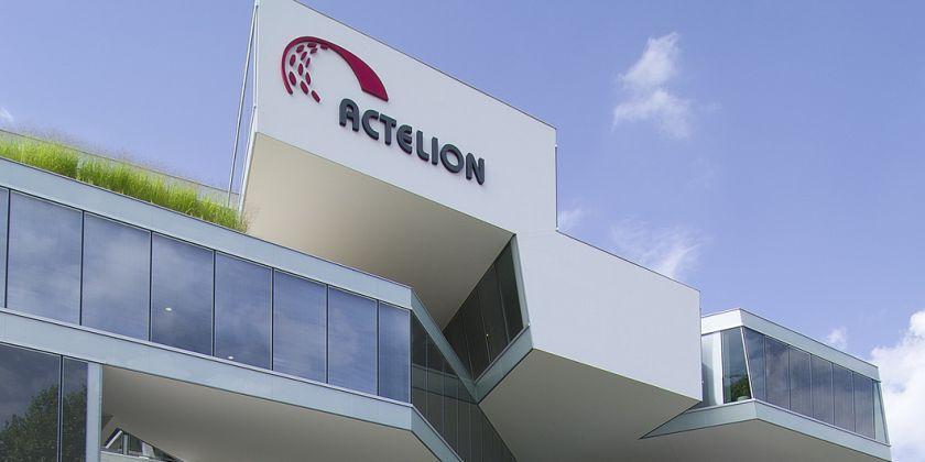 GRUPO SUIZO DE BIOTECNOLOGÍA ACTELION SERÁ COMPRADO POR JOHNSON & JOHNSON EN US$30.000 MILLONES