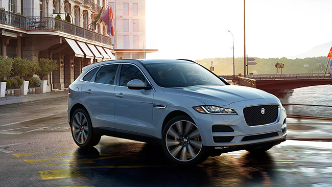 JAGUAR F-PACE 35T R SPORT: A SUV LIKE A FEW