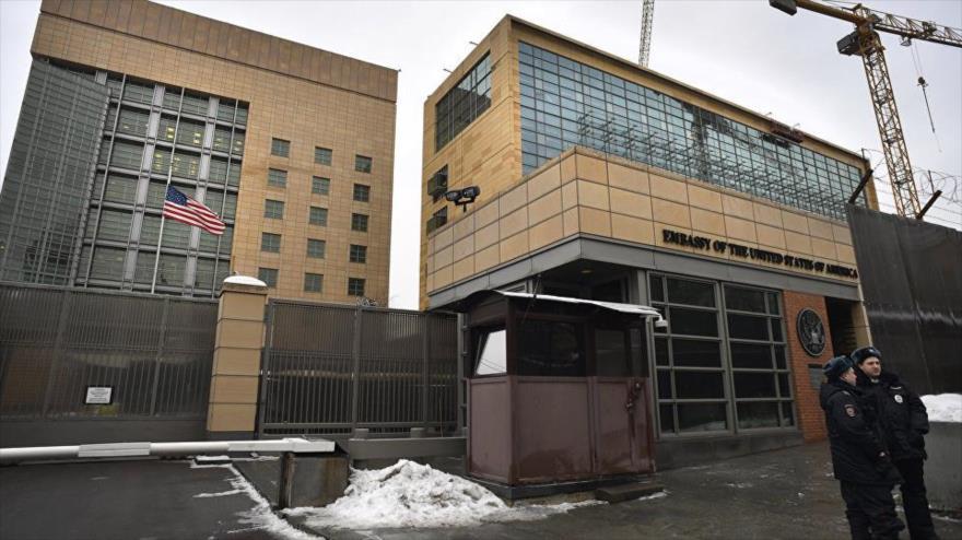PUTIN EXPULSARÁ A 755 FUNCIONARIOS ESTADOUNIDENSES DE LA EMBAJADA EN MOSCÚ