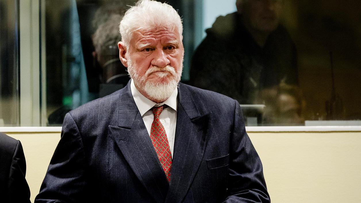 UN GENERAL BOSNIOCROATA SE SUICIDA EN EL JUICIO QUE LO DECLARABA CRIMINAL DE GUERRA