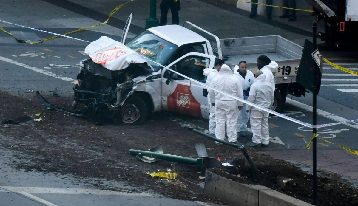 LAS AUTORIDADES CONFIRMAN QUE EL ATACANTE DE MANHATTAN SIGUIÓ LAS ÓRDENES DEL ISIS